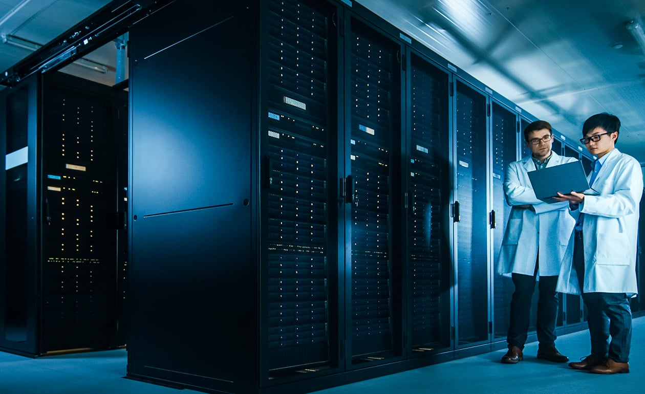 To Achieve Green and Highly Efficient Data Centers