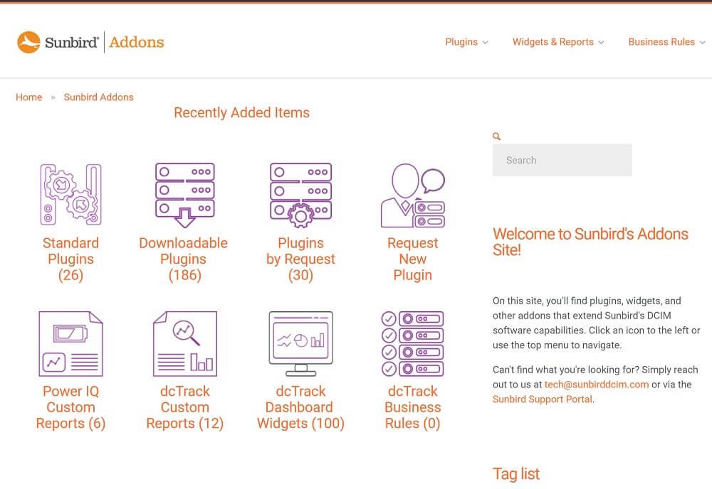 DCIMに無限の拡張性をもたらす「Sunbird Addons」アドオンサイトの紹介